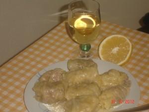Recette cuisine grecque traditionnelle chou farci au citron ou lachanodolmad s d couvrir la gr ce - Cuisine grecque traditionnelle ...
