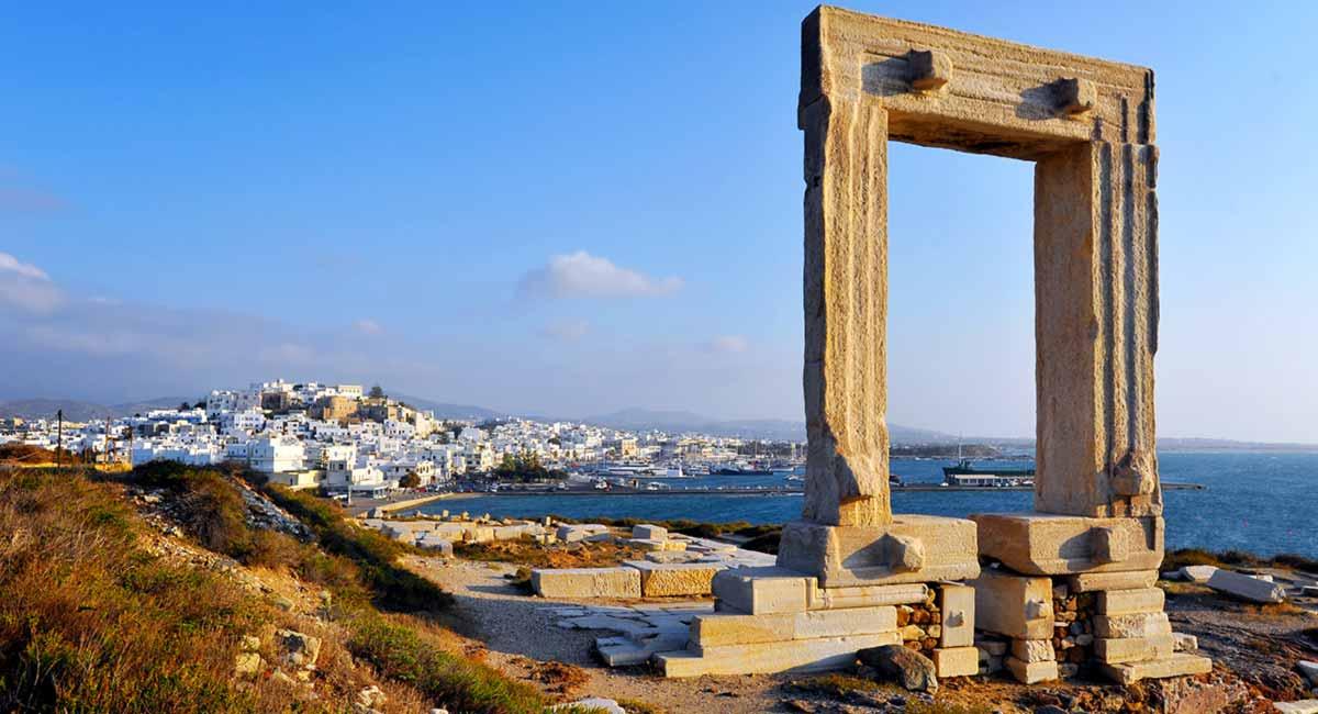 Visiter La Belle Ile De Naxos Dans Les Cyclades En Gr 232 Ce