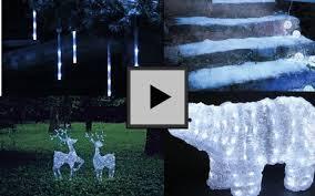 Id es d coration de noel pour la maison d couvrir la gr ce for Illumination exterieur maison