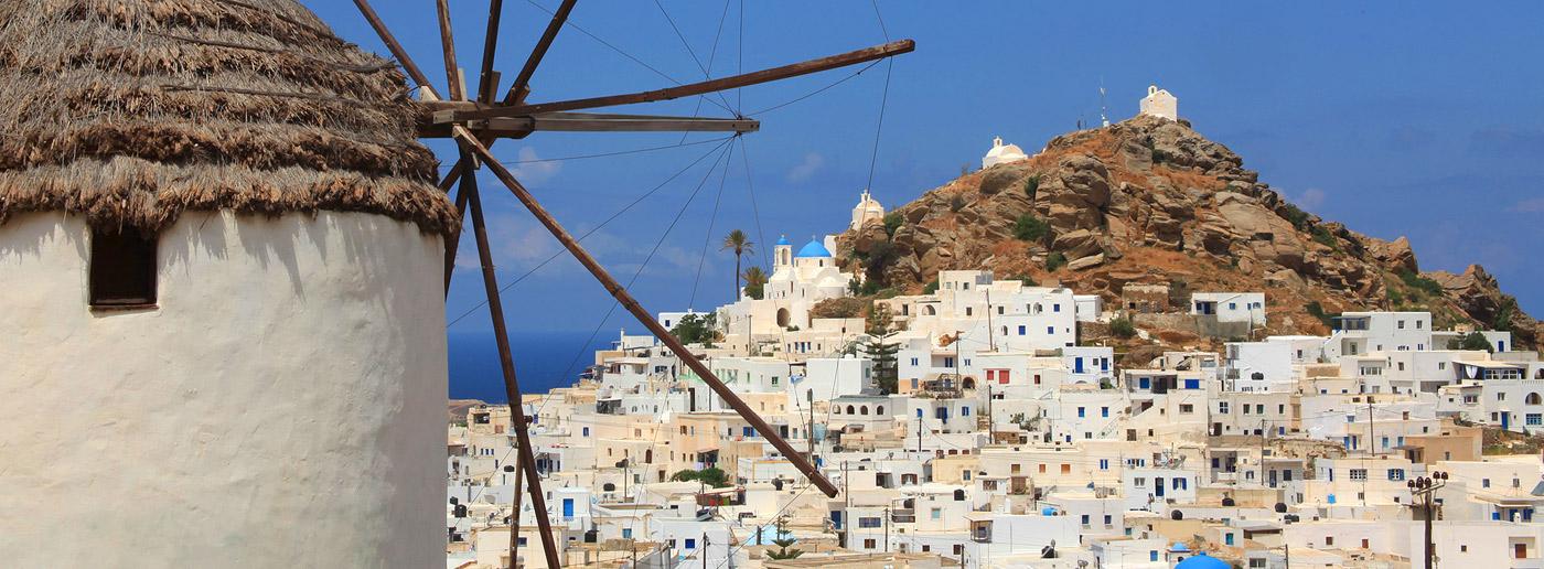 L Ile De Ios Petit Bijou En Mer Egée Découvrir La Grèce